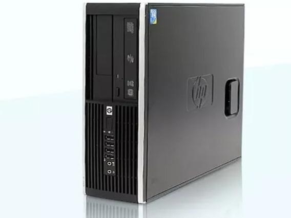 Cpu Hp Desktop Compaq C2d E8200 2gb Ddr3 Hd 80 Gb. Wifi