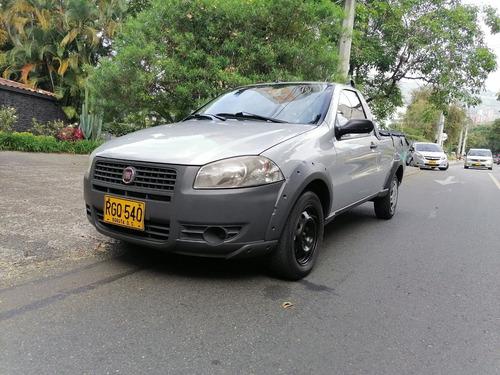 Fiat Strada Working 2011 Mt 1.4 Lts  Kms 197.000 ¡único Dueñ