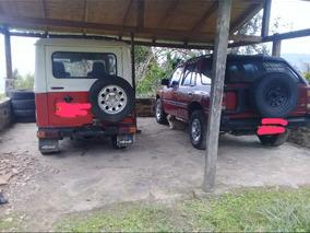Daihatsu F20 Campero 4x4