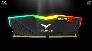 Memoria Ram T-force Delta Rgb 8gb 3200mhz