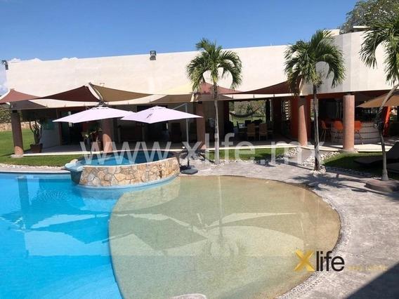 Preciosa Casa Amueblada En Club De Golf Santa Fe