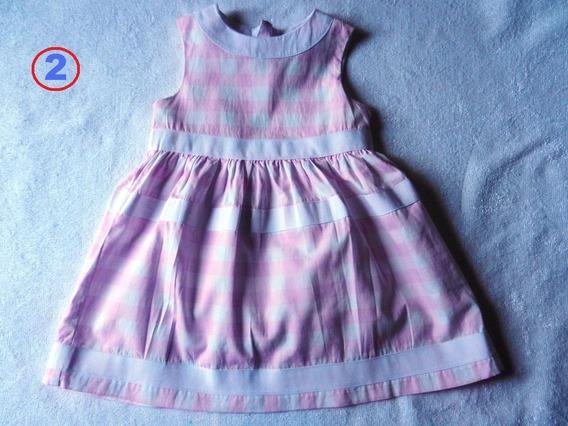 Vestidos Niñas. Talla 12 - 18 Meses