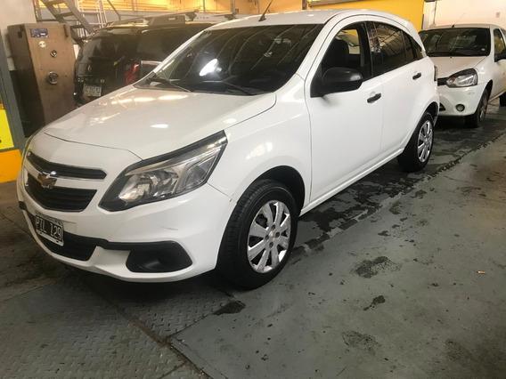 Chevrolet Agile Ls 2015 Tomo Usado Y Fcio Ctas Fijas $ (fv)