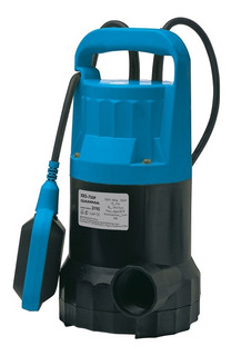 Bomba Sumergible Plástica Gamma 750 3195 1 Hp 220v 50 Hz