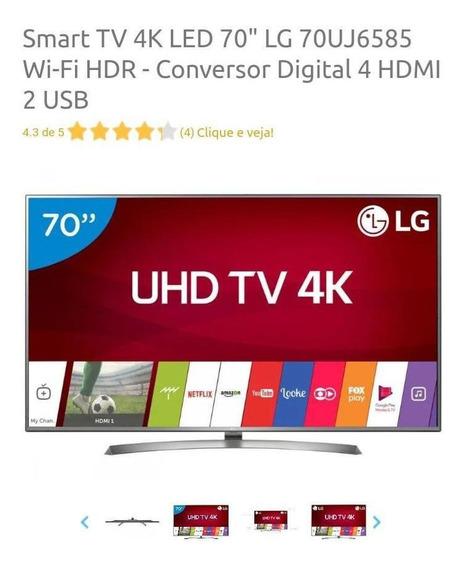 Tv Smart 4k Lg