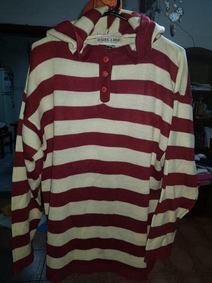 Sweaters Rayado Talle L