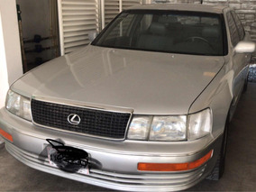 Toyota Lx400 Lujo