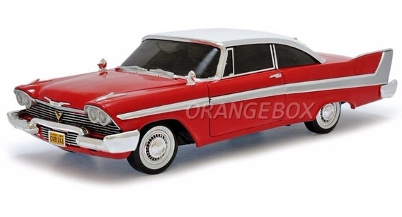 Plymouth 1958 Christine Car Assassino Autowold 1:18 Awss102