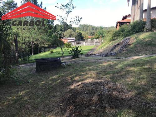 Rio Acima - 23.800m² - Casa - Salão - Tanque C/ Peixes (permuta) - 750192s