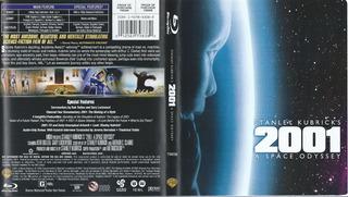 2001 A Space Odyssey Sk Odisea Del Espacio Blu-ray Importado