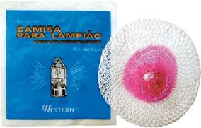 Camisa Para Lampião 500-600 Velas 12 Peças Western