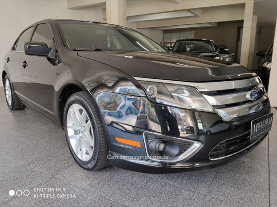 Fusion 3.0 Sel Awd V6 24v Gasolina 4p Automático