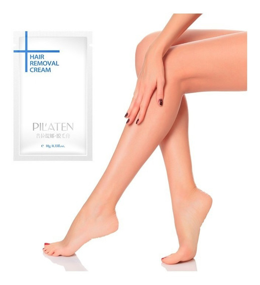 Crema Depilatoria Pilaten Hair Removal