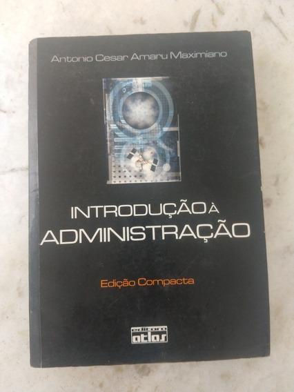 Livro Introdução A Administração + Brinde