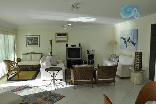 Imagem 1 de 24 de Apartamento À Venda Condomínio Tortugas, Enseada - Guarujá - Ap0994