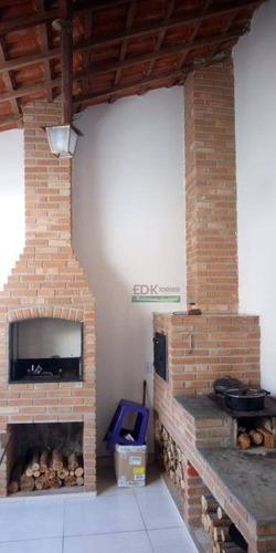 Imagem 1 de 30 de Casa Com 3 Dormitórios À Venda Por R$ 640.000 - Jardim Das Indústrias - São José Dos Campos/sp - Ca3867