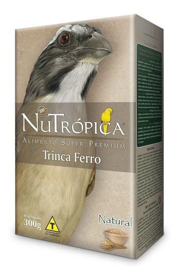 Nutrópica Trinca Ferro Natural - 300 Gramas