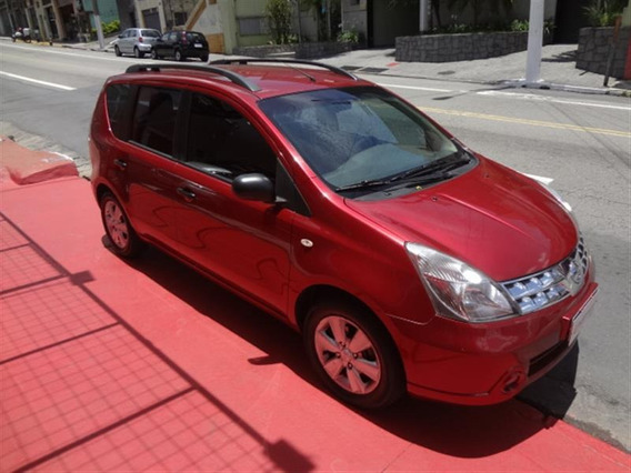 Nissan Livina 1.6 S 16v Flex 4p Manual 2012