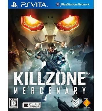 Jogo Killzone Mercenary Ptbr - Psvita