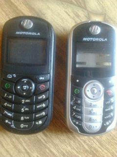 Celular Motorola C140 Gsm Digitel Usado