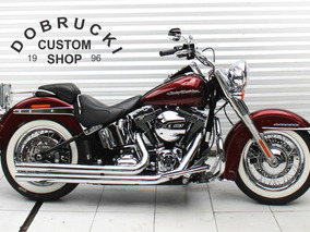 Harley Davidson Softail Deluxe Em Estado De Zero!