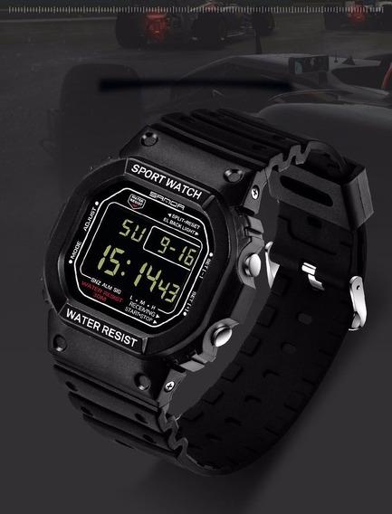 Relógio Militar Retro Sanda Digital