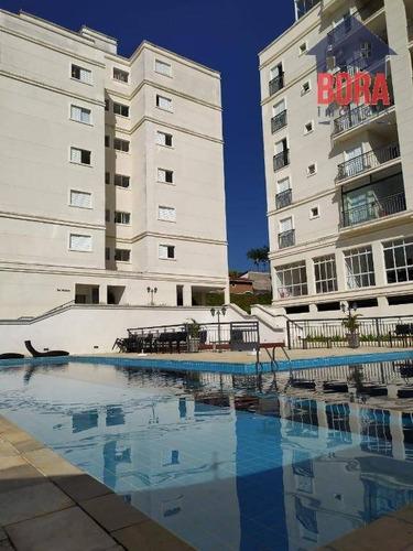 Imagem 1 de 23 de Apartamento Com 3 Dormitórios À Venda, 85 M² Por R$ 490.000 - Chácaras Fernão Dias - Atibaia/sp - Ap0102
