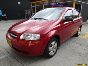 Chevrolet Aveo Familier Mt 1500