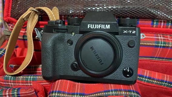 Fuji X-t2 Preta - Corpo