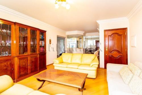 Imagem 1 de 15 de Apartamento - Higienopolis - Ref: 106393 - V-106393
