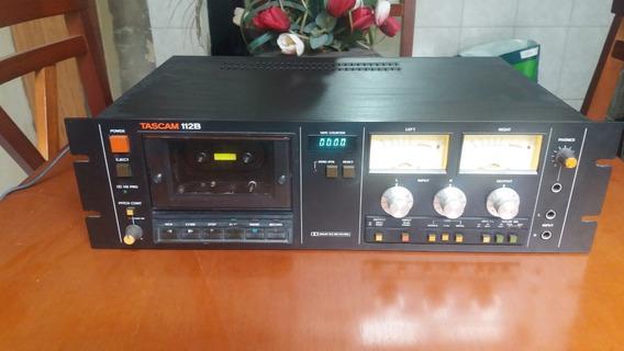 Tape Deck Tascam 112b (made In Japan)