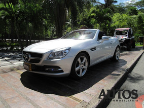 Mercedes Benz Slk 200 Cc 1800 At