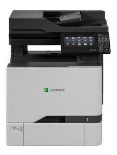 Impresora Multifunción Lexmark Láser Color Cx725dhe 40c9504