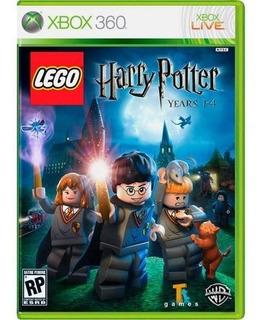 ..:: Lego Harry Potter 1-4 Años Xbox 360 Nuevo ::.. Bsg