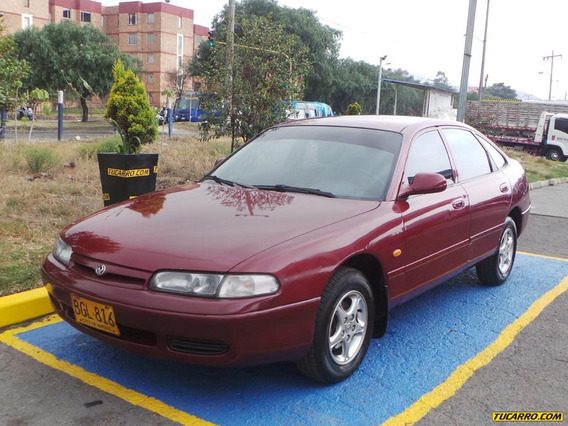 Mazda 626 Matsuri At 2000 Cc Aa