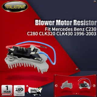 Hvac Calefacción Blower Motor Resistor Para Mercedes Benz