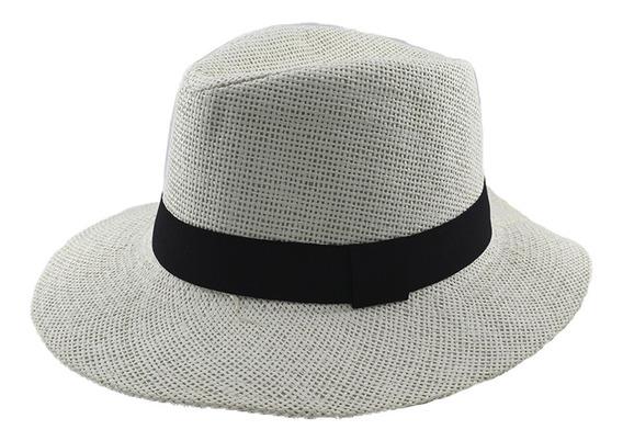 Sombrero Estilo Panamá C/cinta Art: 19170003