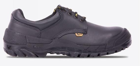 Zapato Att Chubut 3.0 Con Puntera De Acero Varios Talles