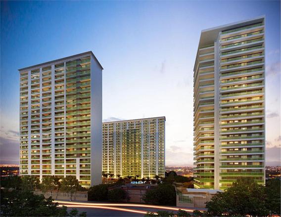 Lançamento | Apartamentos De 94m² E 203, 16m² | Condomínio Club Com Área De Lazer Completa. - Ap0017