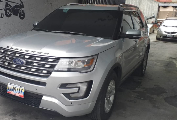 Explorer 2016 Limited 26.000 Km...