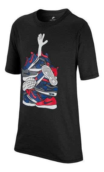 Remera Nike Sneaker 2709