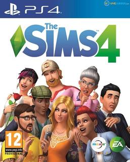 The Sims 4 Ps4!!. Entrega Inmediata!!