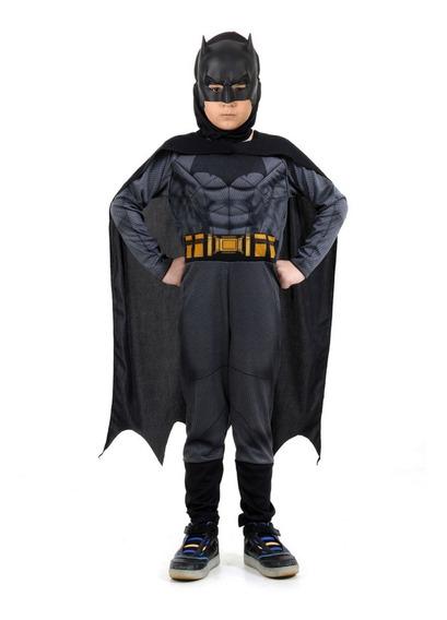 Disfraz Batman Film Musculos Orig Sulamericana Mundo Manias