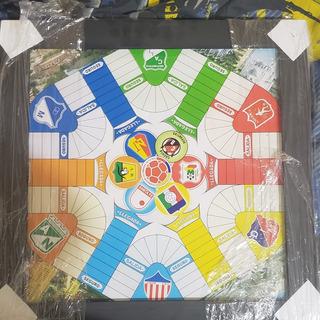 Parqués 6 Puestos Equipos Futbol Colombia