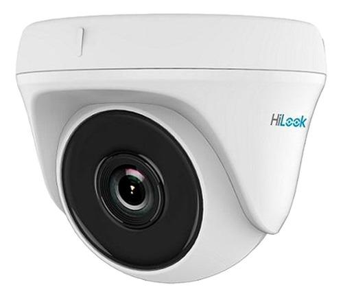 Imagen 1 de 2 de Cámara De Seguridad Hikvision Hilook 1080p Hd Domo 4 En 1