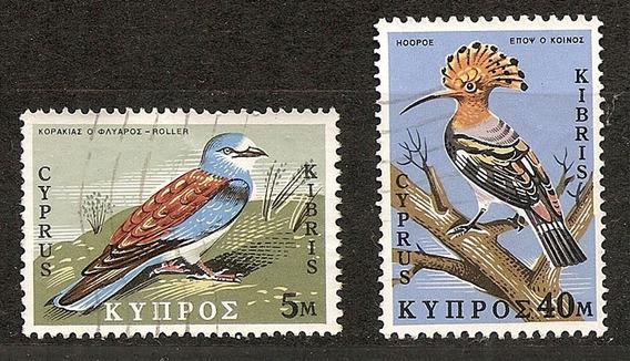 Chipre Cyprus Ex Col Inglesa Fauna