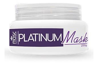 Máscara Matiz. Platinum Tecnologia Anti Amarelamento 250g