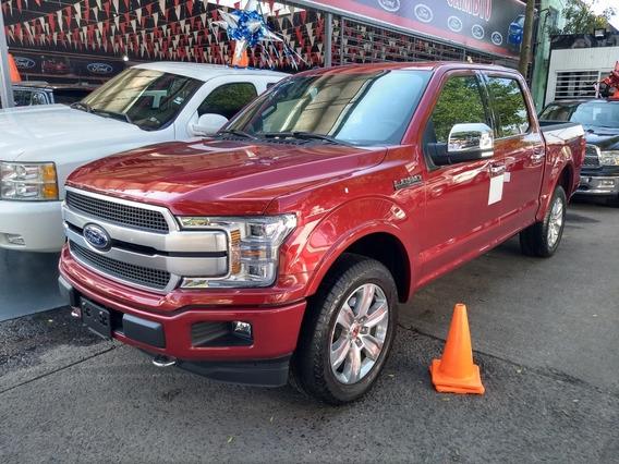 Ford Lobo 3.5 Doble Cabina Plinum 4x4 At 2019