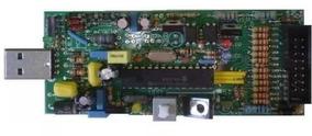 Gravador De Microcontroladores Pic E Avr Usb