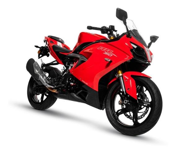 Motocicleta Tvs Rr 310 Rojo